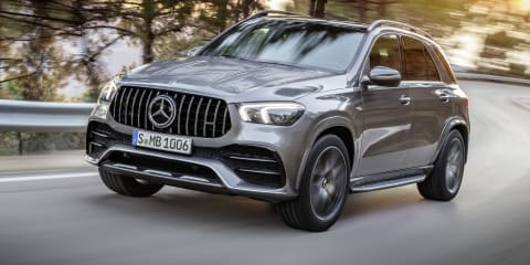 2020 Mercedes-AMG GLE53 price and specs