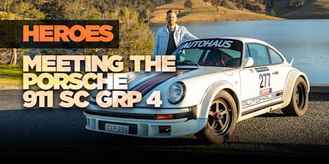 Analogue v Digital - Autohaus's Porsche 911 Grup 4