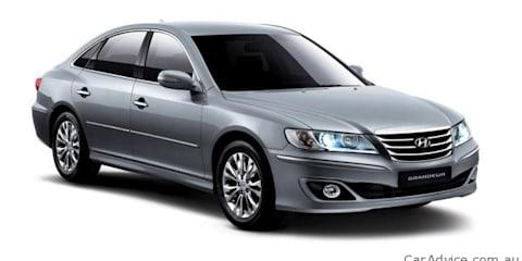 Hyundai Grandeur gets mid-life update