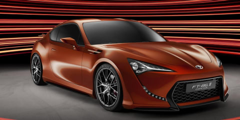 Subaru BRZ, Toyota FT-86 production models may look nothing like their concepts