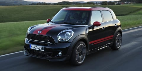 Mini John Cooper Works Countryman: SUV first all-paw JCW