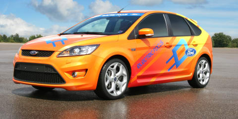 2011 Ford Focus Electric to be launched in US markets