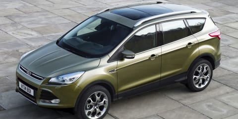2013 Ford Kuga engines confirmed for Australia