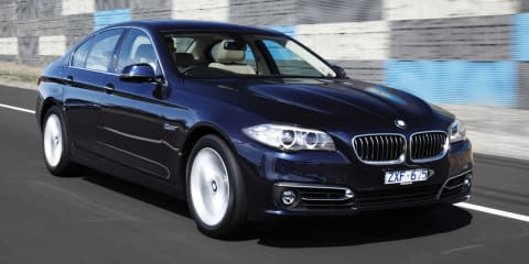 BMW 5 Series: facelifted range launches locally from $79,900
