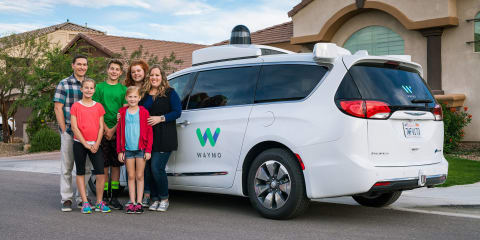 Google begins public 'early rider' trial of autonomous cars, orders 500 more vehicles