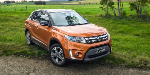Suzuki Vitara pricing and specifications