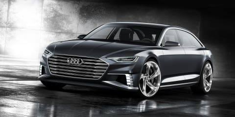 Audi Prologue Avant concept car detailed in full prior to Geneva