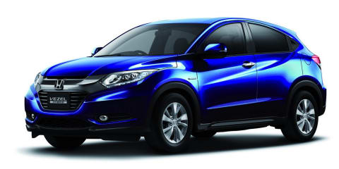 Honda HR-V nameplate expected to return