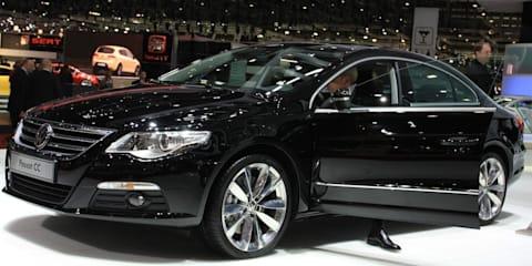 Volkswagen Passat CC 2008 Geneva Motor Show