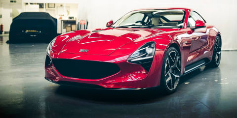 TVR Griffith delayed again, factory still incomplete