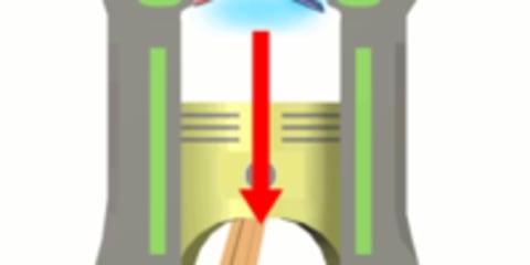 Car Intake Stroke