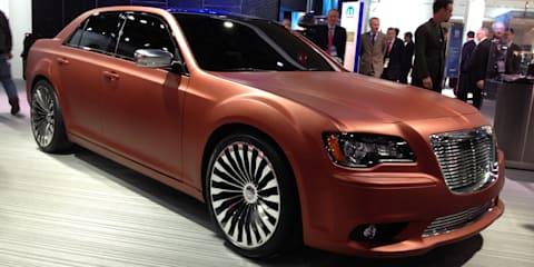 2013 Detroit Auto Show Gallery (NAIAS)