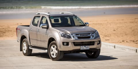 Isuzu Ute sales growing despite newer rivals