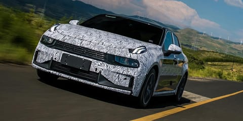 2019 Lynk & Co 03 teased