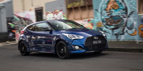 2016 Hyundai Veloster Street Turbo Review