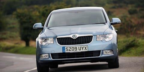 Škoda Superb wins UK's 'What Diesel' COTY award