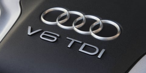 Audi TDI trademark application rejected
