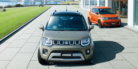 2021 Suzuki Ignis facelift unveiled, here in May - UPDATED