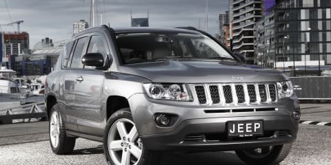 Jeep Compass, Patriot, Cherokee go 2WD