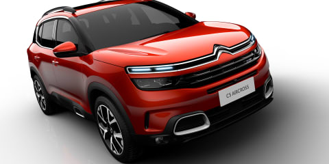 2019 Citroen C5 Aircross revealed for Europe