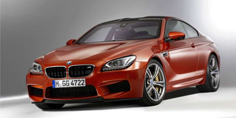 BMW M6: New Coupe and Convertible revealed