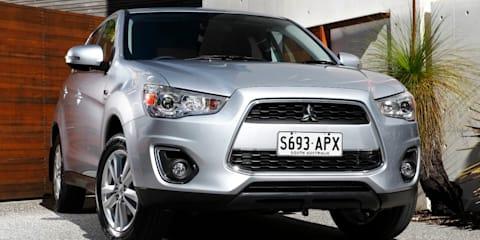 Mitsubishi ASX adds gutsier 2.2-litre turbo-diesel engine