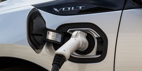 2019 Chevrolet Volt upgraded with faster charging