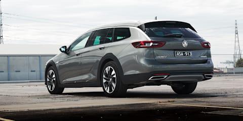 2018 Holden Calais-V Tourer review