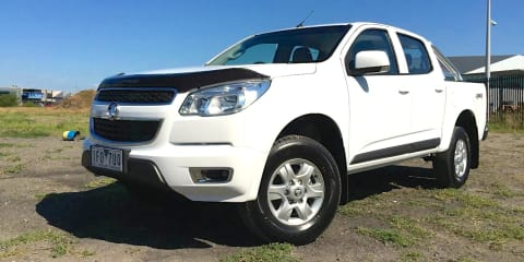 Holden Colorado LS-X brings extra features