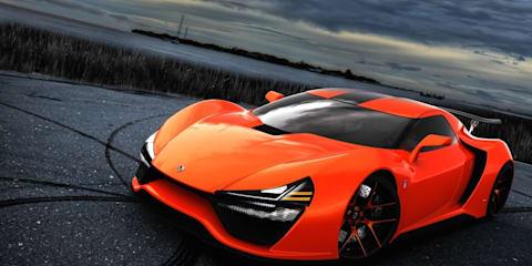 Trion Nemesis RR : 1500kW, 435km/h supercar confirmed for 2016
