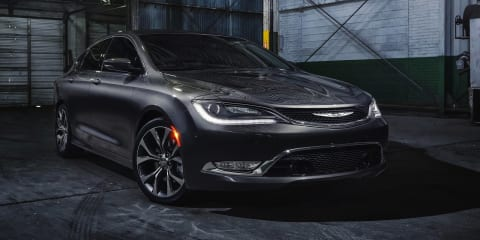 Chrysler brand to push into Asia with overhauled line-up