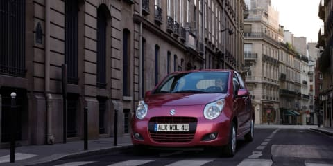 Suzuki Alto achieves four-star ANCAP rating