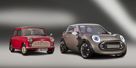 Mini Rocketman: Compact EV coming in 2022