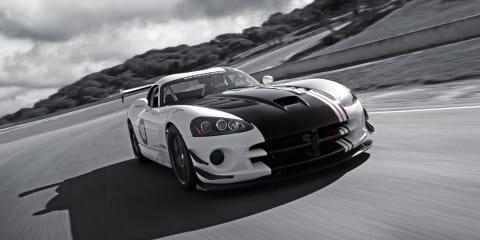 2013 Dodge Viper production confirmed