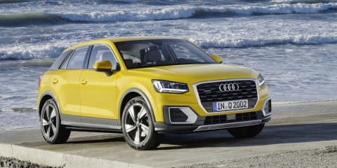 2017 Audi Q2 revealed, Australian launch confirmed