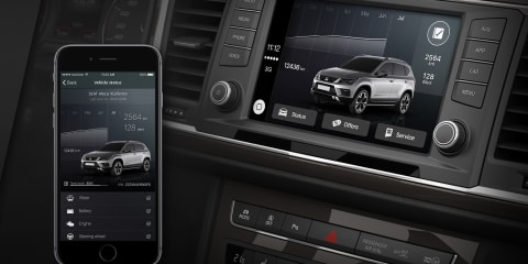 Seat releases first car manufacturer-developed Apple CarPlay app