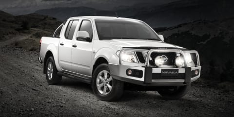 Nissan Navara 25th Anniversary Limited Edition released