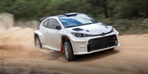 Video: Behind The Scenes With The Neal Bates Motorsport GR Yaris Rally Car