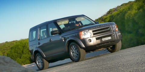 2009 Land Rover Discovery 3 Review & Road Test