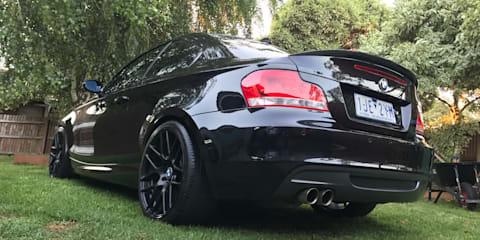 2010 BMW 135i review