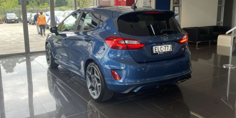Project Cars: 2020 Ford Fiesta ST