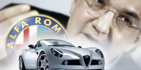 Marchionne cancels Frankfurt motor show appearance: Alfa Romeo and Chrysler delays