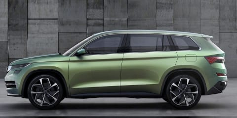 Skoda working on full-electric SUV for 2020 debut - report