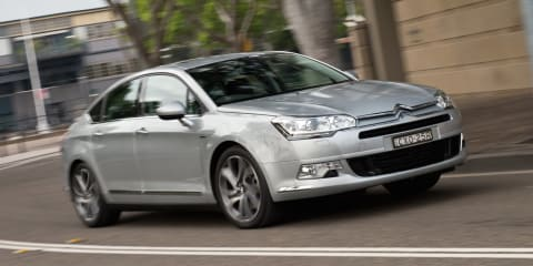 Citroen C5 Finale announced, $59,990 drive-away