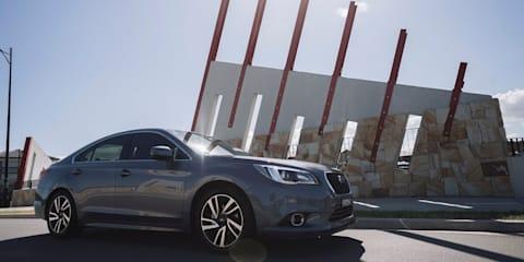 2017 Subaru Liberty S-Edition revealed