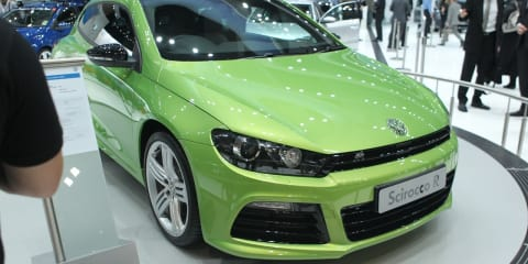 Volkswagen Scirocco R at Australian International Motor Show 2011