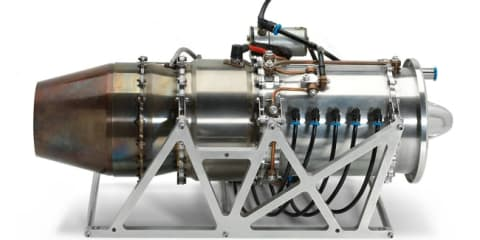 Jaguar, Land Rover win UK funding for jet turbine EV research