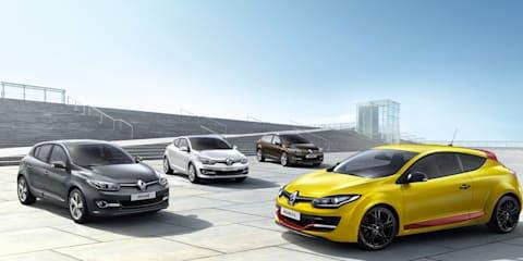 Renault Megane: 2014 facelift revealed