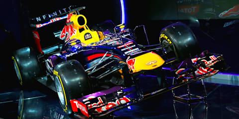 Infiniti Red Bull Racing reveals 2013 F1 car