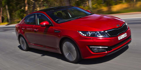 Kia Optima Review: Video